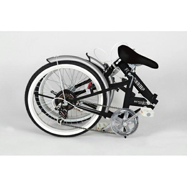 フィールドチャンプ 20型折りたたみ自転車 MG-FCP206()【ポイント10倍】【送料無料】【smtb-f】 【ポイント10倍】【送料無料】フィールドチャンプ 20型折りたたみ自転車 MG-FCP206