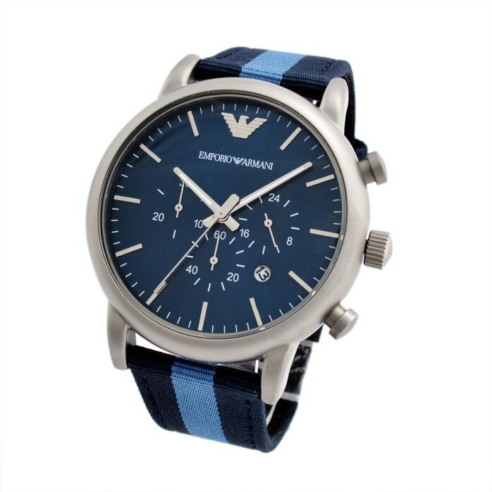エンポリオ・アルマーニ EMPORIO ARMANI AR1949  クロノグラフ メンズ腕時計