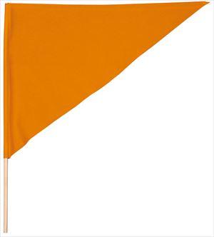 三角旗 オレンジ 1519 P12Sep14