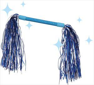 ミニキラキラバトン ブルー 1673 P12Sep14