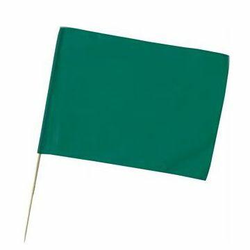 大旗(600×450mm)緑 1770 P12Sep14