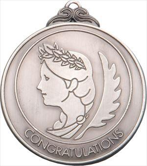 メダル 「ウ゛ィクトリー」 銀 1831 P12Sep14