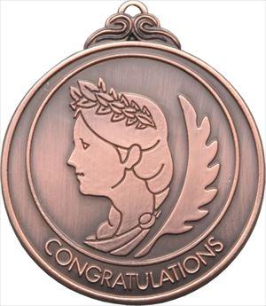 メダル 「ウ゛ィクトリー」 銅 1832 P12Sep14