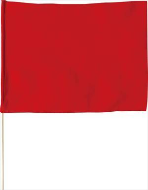 特大旗(直径12ミリ)赤 2196 P12Sep14
