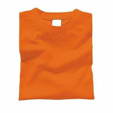 カラーTシャツ S 015 オレンジ 38705 P12Sep14
