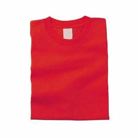 カラーTシャツ M 010 レッド 38710 P12Sep14
