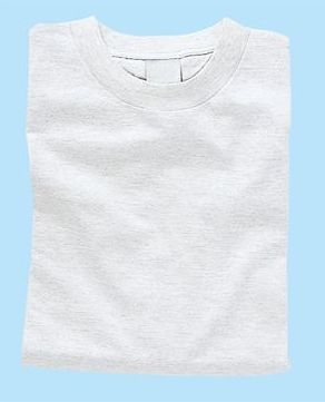 カラーTシャツ L 001 ホワイト 38728 P12Sep14
