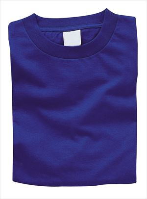 カラーTシャツ ×L 032 ロイヤルブルー 38731 P12Sep14