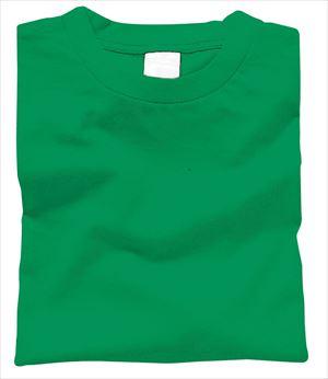 カラーTシャツ ×L 025 グリーン 38733 P12Sep14