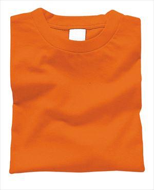 カラーTシャツ ×L 015 オレンジ 38735 P12Sep14