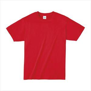 ライトウエイトTシャツ ×L レッド 010 38751 P12Sep14