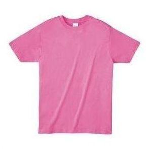 ライトウエイトTシャツ S ピンク 011 38752 P12Sep14