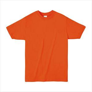 ライトウエイトTシャツ ×L オレンジ 015 38759 P12Sep14