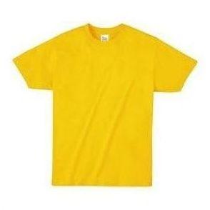 ライトウエイトTシャツ L イエロ- 020 38762 P12Sep14