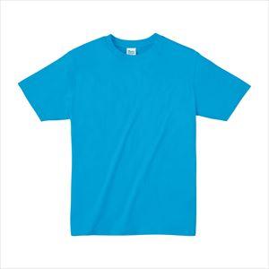 ライトウエイトTシャツ ×L タ-コイズ 034 38775 P12Sep14