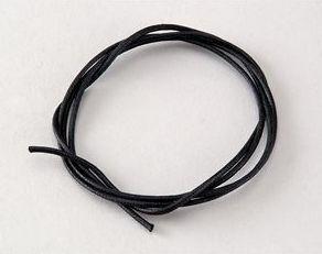 ワックスコード80cm黒 (ロウ引ヒモ)10本 46537 P12Sep14