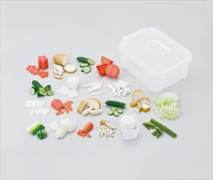 野菜切り方基本モデルセット 20例 50979 P12Sep14