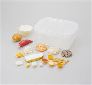食品模型マグネットタイプ(熱や力の元にな) 50983 P12Sep14