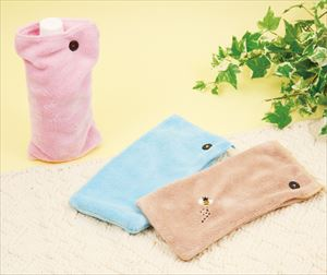 基礎縫いハンカチポーチキット ピンク 50988 P12Sep14