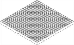 ARTECブロックベース正方形大ヘッダーPP袋付 77912 P12Sep14