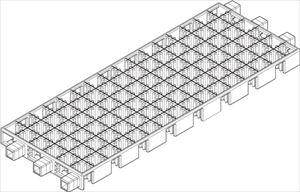 ARTECブロックベース長方形ヘッダーPP袋付 77914 P12Sep14