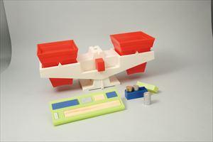 簡易大型てんびん(比較ブロックセット) 8346 P12Sep14