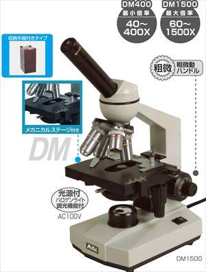 生物顕微鏡DM600(木箱大付) 8489 P12Sep14