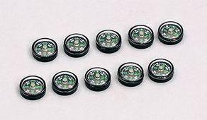 小型方位磁石 10個 8634 P12Sep14