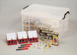 コイルモーター実験グループセット(8個組)ケース入 8869 P12Sep14