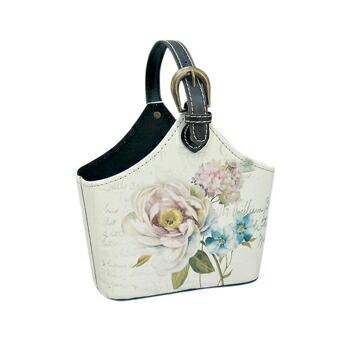 プティバッグ 花柄のミニサイズ手持ちバッグ(代引き不可) P12Sep14