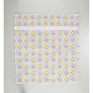 花柄ローズランドリーネット角型大6枚セット・Jeni[RAL0026] P12Sep14