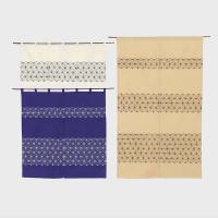 EJ1018 川島織物セルコン 麻の葉 85×85 ブルー P12Sep14