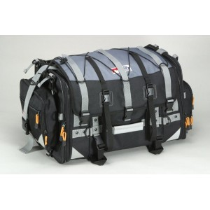(TANAX)MFK-026 キャンピングシートバッグ2(グレー) P12Sep14