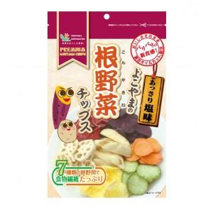 よこやまの根野菜チップス(あっさり塩味) 70g×20袋セット(代引き不可) P12Sep14