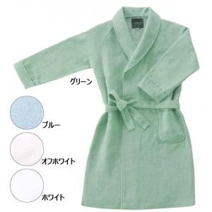 日本製 ホテル仕様 オリジナルバスローブ 紳士用 PR9000 L(ブルー・B) P12Sep14