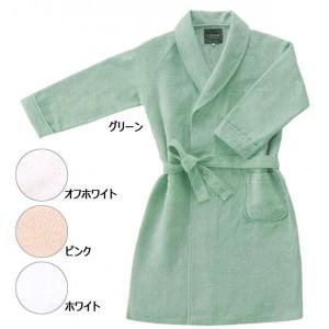 日本製 ホテル仕様 オリジナルバスローブ 婦人用 PR9000 L(グリーン・GR) P12Sep14