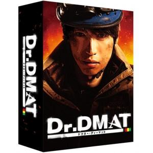 ブルーレイ版 Dr.DMAT(ドクターディーマット) Blu-ray BOX TCBD-0340 P12Sep14