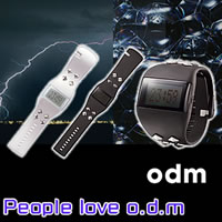 odm ミステリアスV DD99A-37 ブラック/4リベット P12Sep14