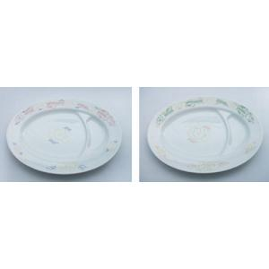 シャンシー 餃子皿×3個セット 26301PK(代引き不可)