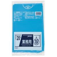 業務用ポリ袋 20L(0.025) 60冊入 TM21・青(代引き不可)