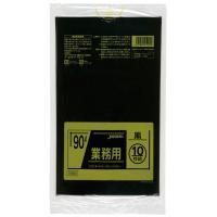 業務用ポリ袋 90L(0.04) 30冊入 TM92・黒(代引き不可)