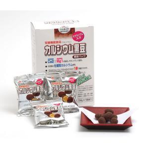 イシカワ カルシウム黒豆カカオ 14g×18p 6箱セット(代引き不可) P12Sep14