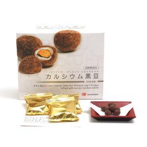 イシカワ カルシウム黒豆カカオ 14g×31p 6箱セット(代引き不可) P12Sep14