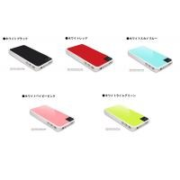 icover(アイカバー) iPhone4/4S用ケース DUES AS-IP4SDU WHBK・ホワイトブラック P12Sep14