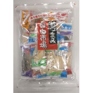 おつまみ自由市場 180g× 10袋 (139204) (代引き不可) P12Sep14