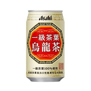 アサヒ 一級茶葉烏龍茶 340g 1ケース(24本入り) ウーロン茶 (代引き不可)  P12Sep14