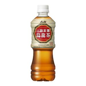 アサヒ 一級茶葉烏龍茶 500ml 1ケース(24本入り) ウーロン茶 (代引き不可)  P12Sep14
