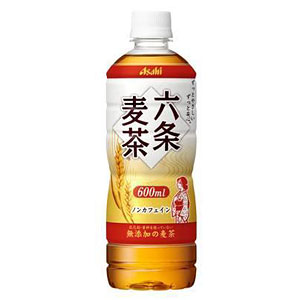 アサヒ 六条麦茶 600ml 1ケース(24本入り) (代引き不可)  P12Sep14