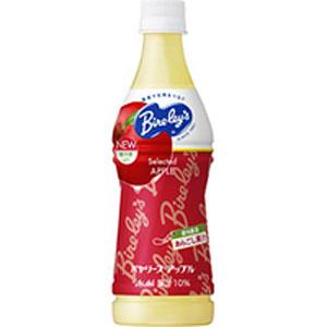 アサヒ バヤリース アップル 450ml 1ケース(24本入り)  ジュース (代引き不可)  P12Sep14