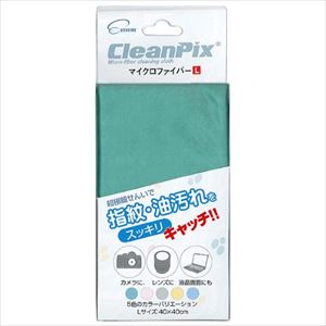 ETSUMI エツミ マイクロファイバーL グリーン E-5136 P12Sep14